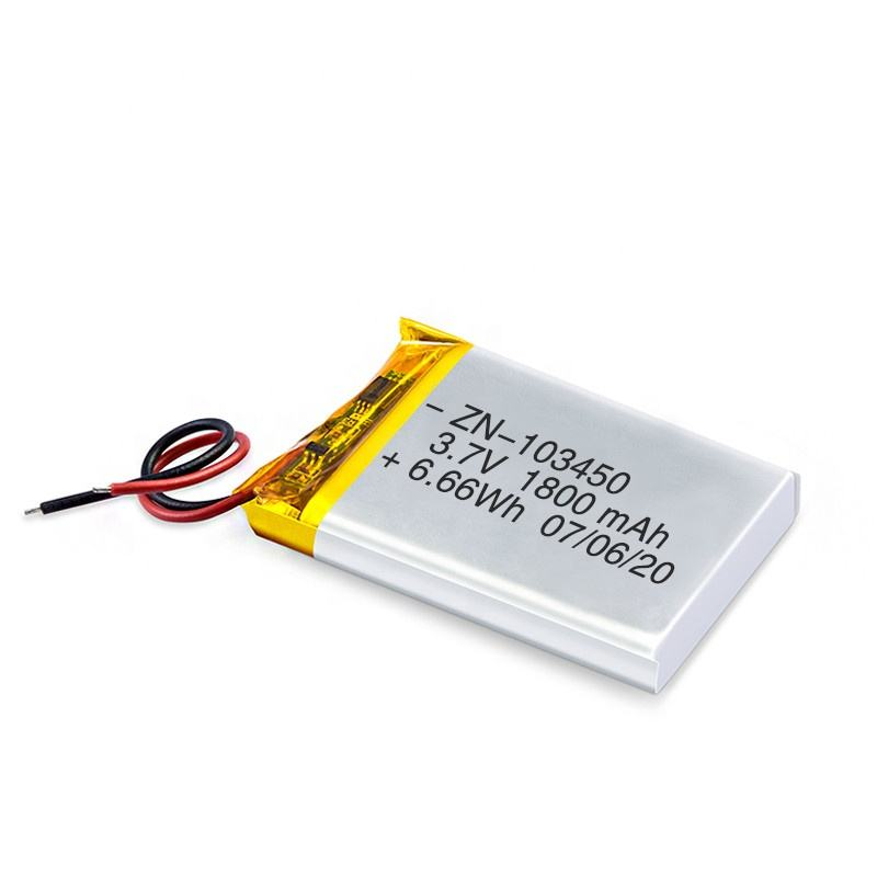 Custom 3.7V 1800Mah 1800 2500 4050 5000 6000 Mah Rechargeable Li Lithium Polymer Li-Po Lipo Battery