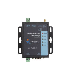 RS232 RS485 Seriell zu WiFi/Ethernet Wireless Module Converter