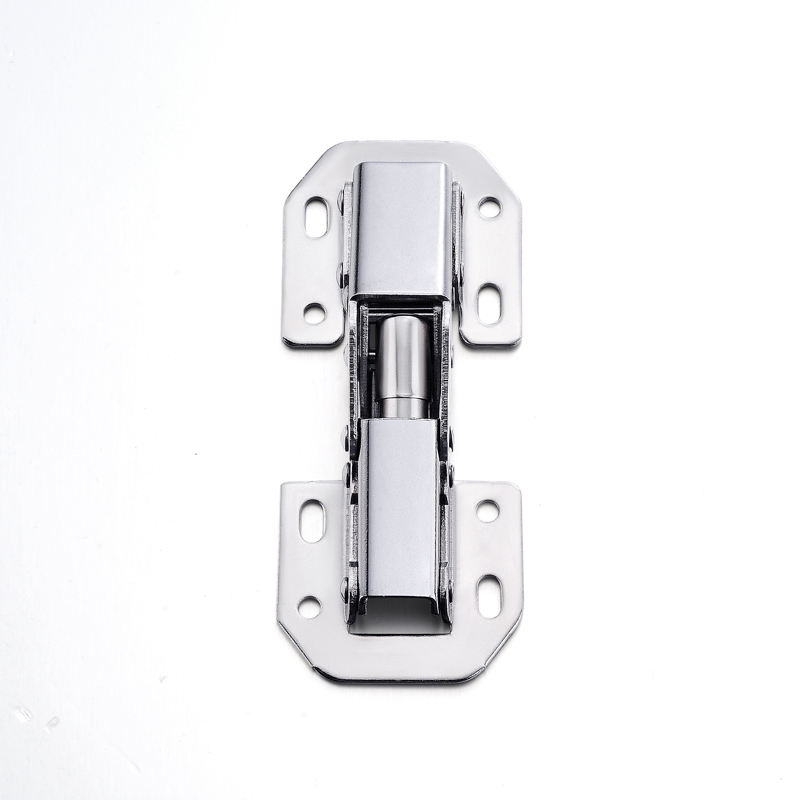 Nickel plating short arm hinge bridge hinge frog hinge for cabinet