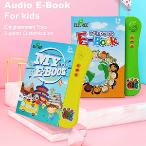 Electronic Sound Music Buttons Board Book Manufacturer