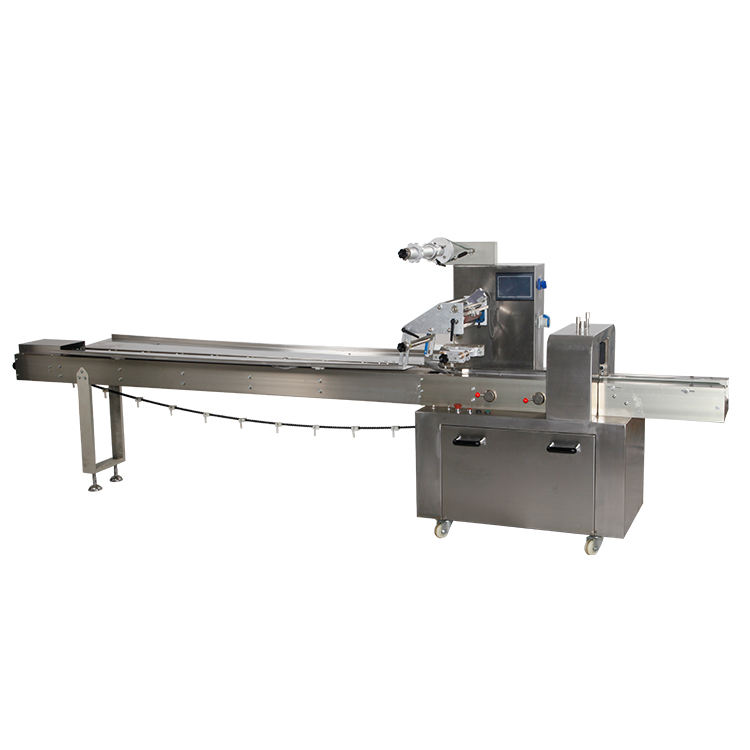 low cost factory price high speed manual automatic small mini automatic flow pack horizontal rotary food pillow packing machine