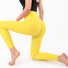 Custom Ladies Training High Rise Fitness Gym Wear Sports Workout Sexy Women Leggings Bum Lift Yoga Pants