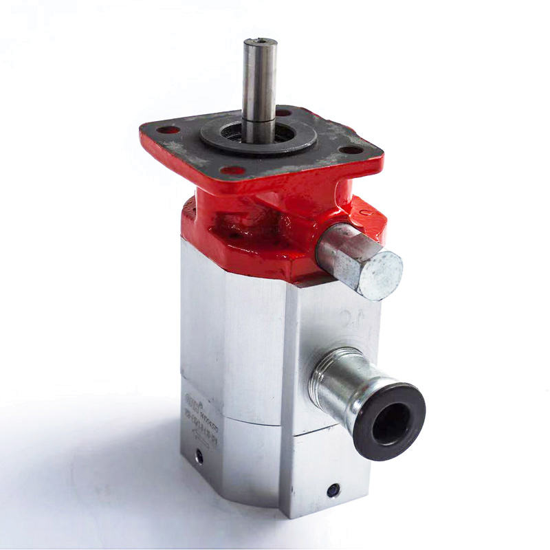 2020 New inventions in china high quality high pressure tractor tandem hydraulic gear pump