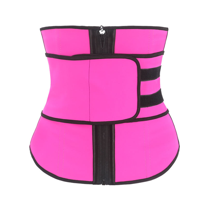 Amazon Hot Koop Rits Taille Trainer Vest Corsetten Taille Training