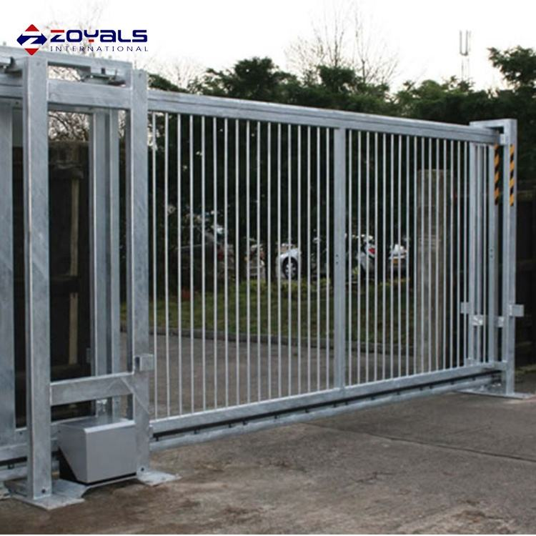 High quality Manual Slide gate design beautiful sliding gate designs for homes