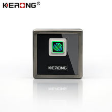 KERONG Electronic Smart Small Security Fingerprint Biometric Entry Keyless Privacy Drawer,Cabinet,Locker Master Lock for Locker