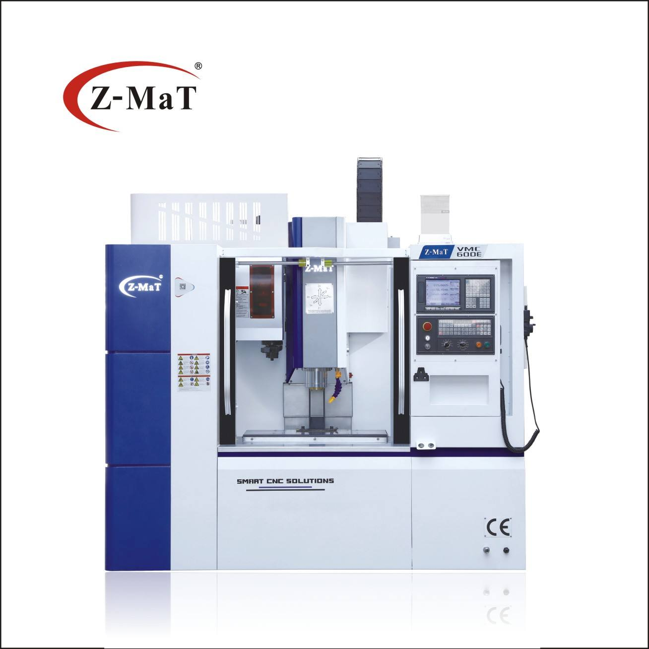 Small Vertical Machining Center VMC cnc machine for metalworking
