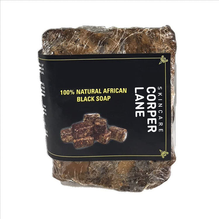 Factory Price Best selling 100% Natural Soap African Black Soap Whitening Soap