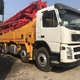 Best service Putzmeister boom placer mini mixer beton concrete pump truck price