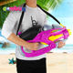1950ml adults straps big toy water gun for beach game