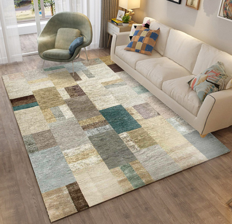 Modern design living room carpet hot selling