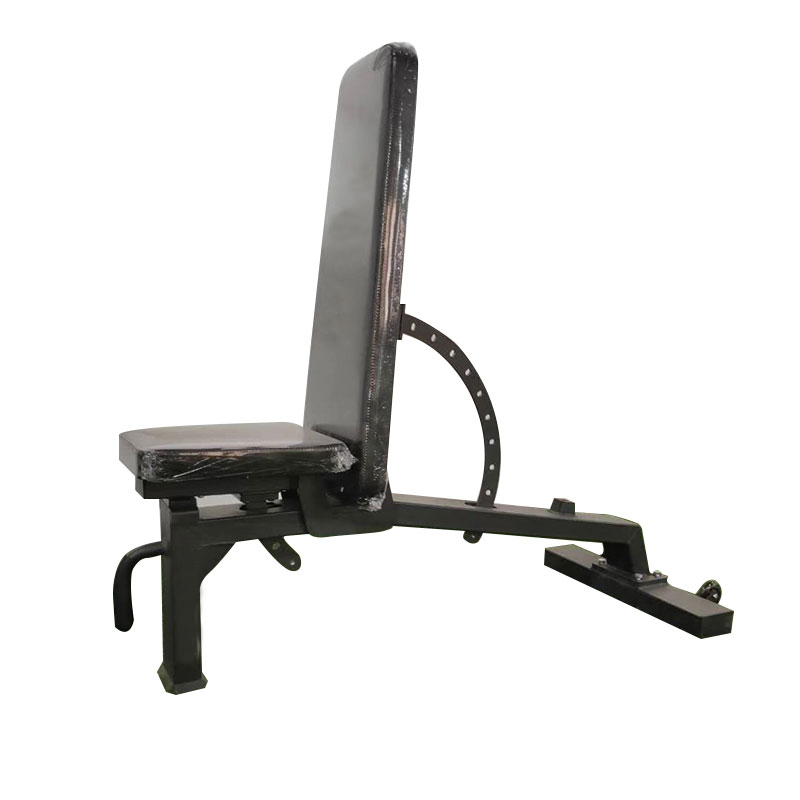 Commercial bodybuilding bench with Incline and Decline Flat Adjustable Foldable dumbbell Weight Bench