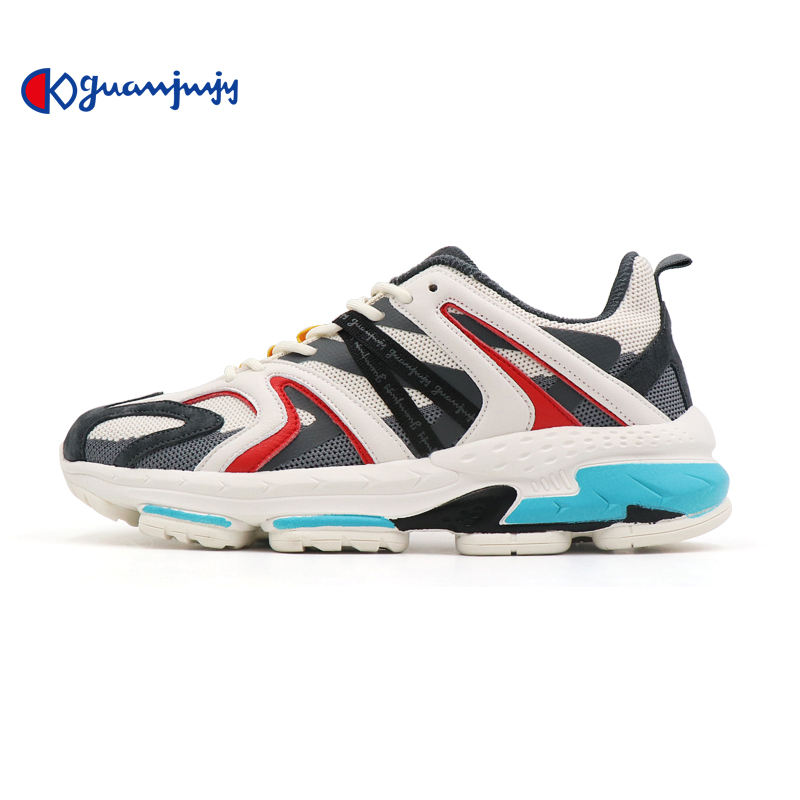 Air Sport Shoes Breathable Mesh Upper Wear-Resisting Outsole Ankle Sport Shoes Man running shoes