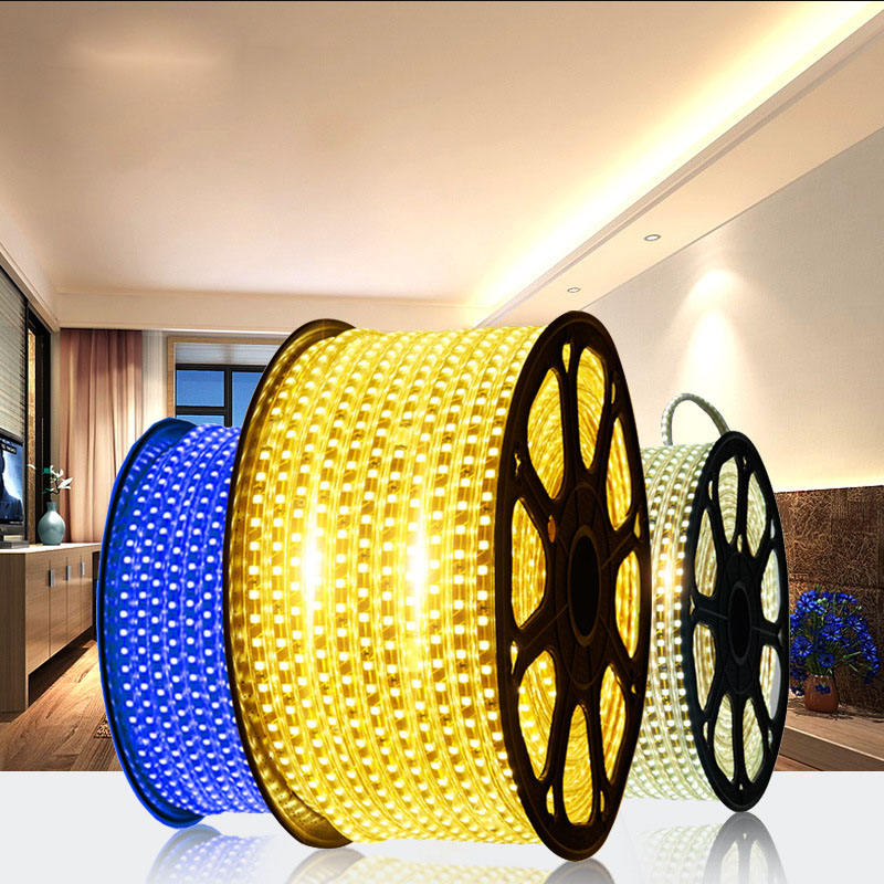 10m Smart Aluminum Profile Led Light Strips With Remote Led Strip Light 5050 Rgb Waterproof Remote Control