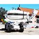 Price Concrete Mixer Truck Competitive Price 4 Cubic Meters Concrete Mixer Truck