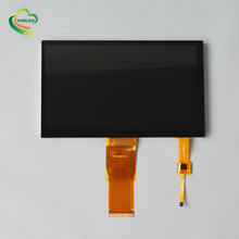 Customized different size Sensetive high quality 7 inch tft lcd touch screen module with capacitive touch