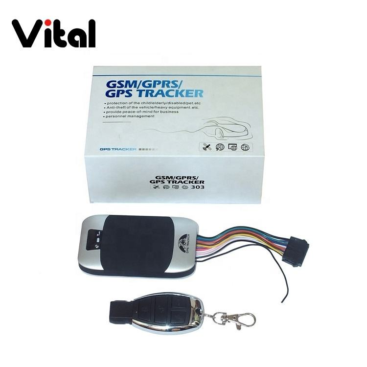 Best !!! TK303G navigation & gps Tracker clear positioning With Real-Time gps tracking device