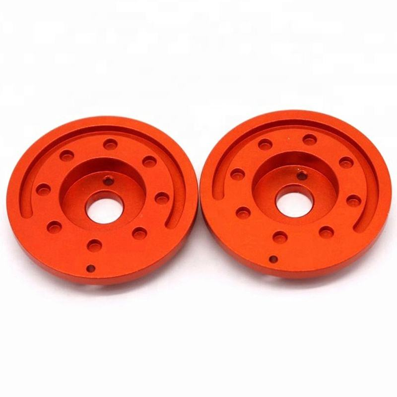 Professional CNC Machining Parts CNC Turning Parts Anodized Aluminum CNC Milling