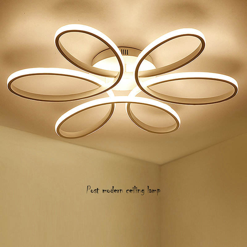 Modern simple fancy 70W living room led ceiling light