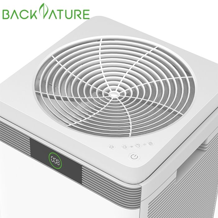 Wholesale price remote control home use anion type air purifier