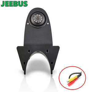 Auto Universal Wide Angle Night Vision Reverse Car Brake Light Rear View Backup Camera for Van Truck