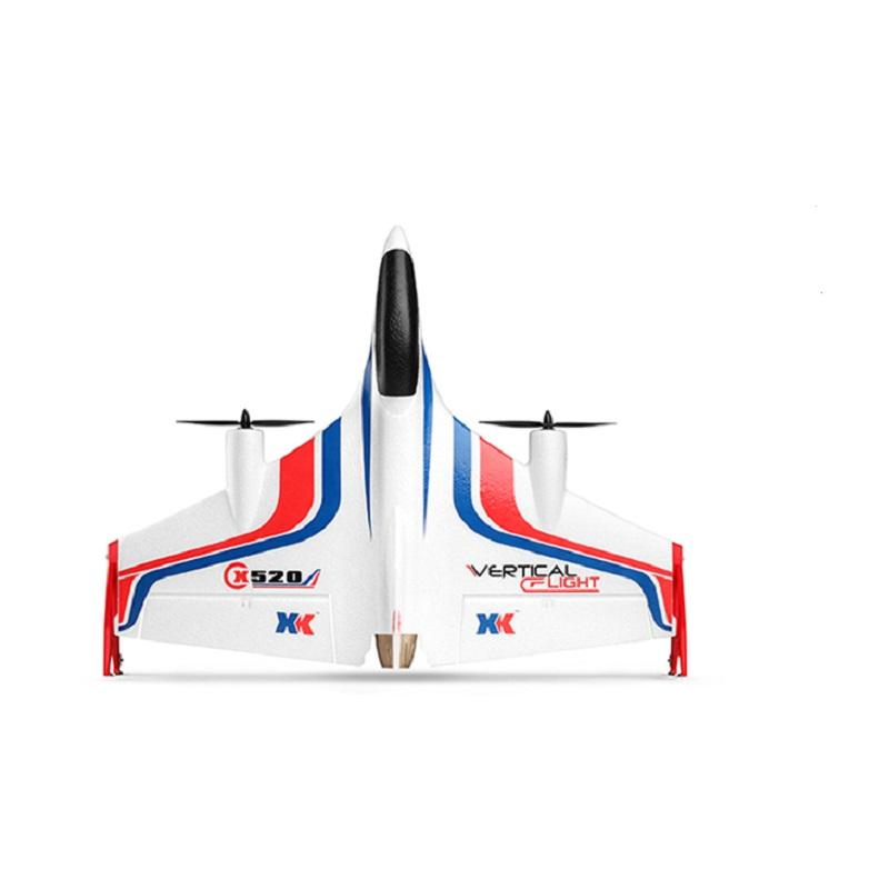 Rc Airplane Gyro Model Toy Hobby Fly Glider Rc Plane 6Ch Model Airplane Wltoys X520