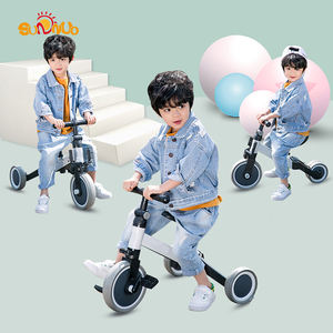 HOT Sale multi-function baby balance car children bike bicycle 3 in 1 kids tricycles trike