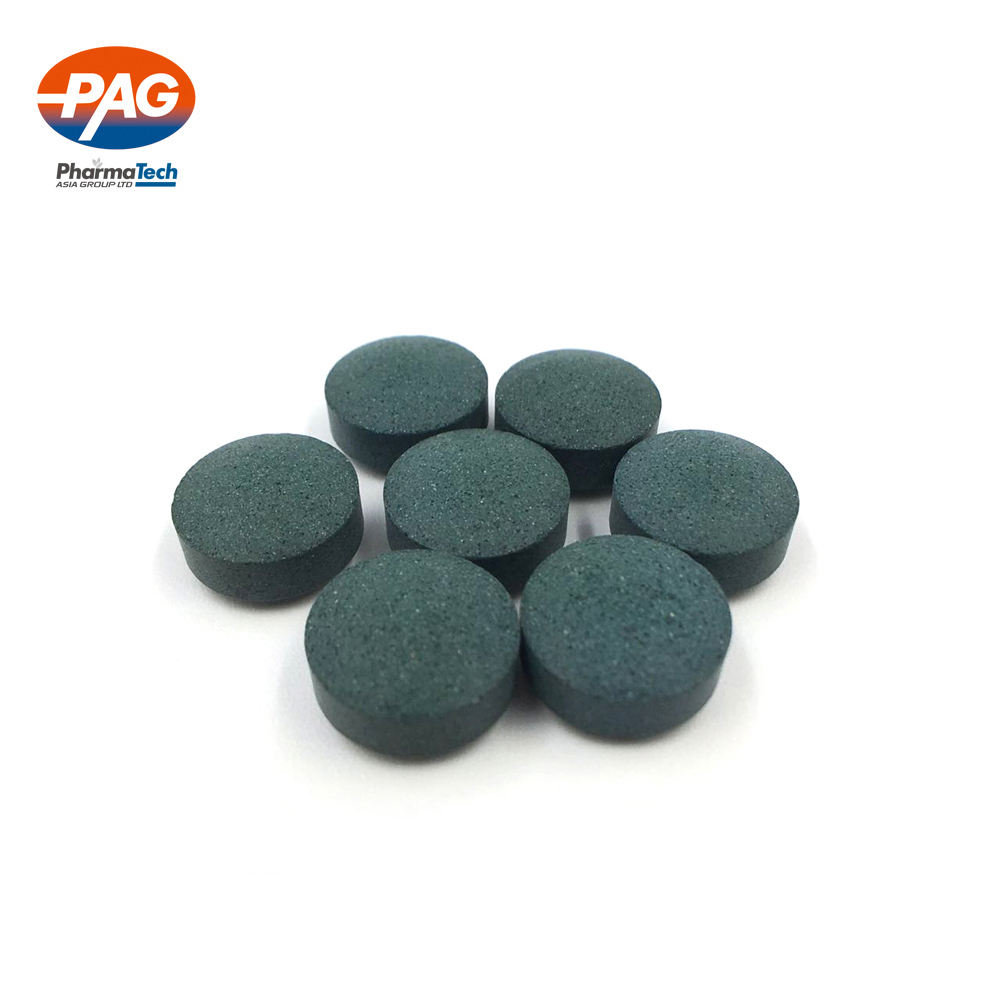 Травяные Дополнения Private label OEM Спирулина таблетки