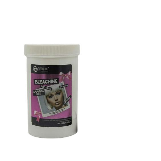 Bleach Fir Chemical Color Dye Lightener Blue Bleaching Powder For Hair