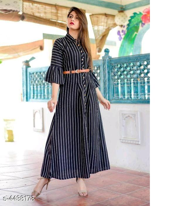 Ethnic Garment India kurtis women latest Bollywood Design soft cotton Rayon fabrics wholesale price ladies Daily casual wear