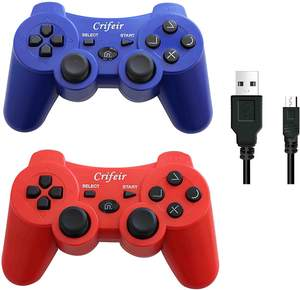 New Arrival Wireless Controller Blue Tooth Gamepad For PS3 Console Dualshock Game Joystick Joypad Joy Pad