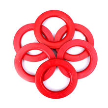 Weifang plastic ring kite wheel with thread