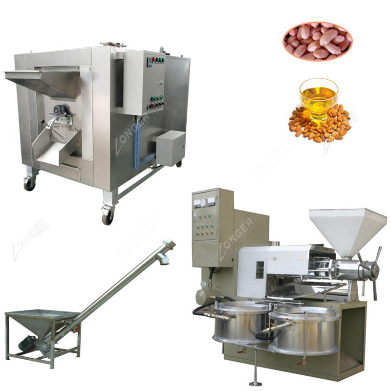 Small Scale Peanut Oil Production Line|Peanut Oil Extraction Machine|Soybean Oil Extraction Machine