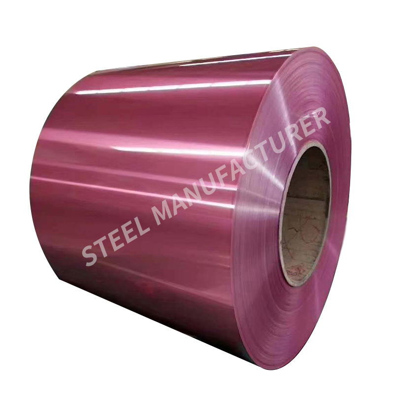 prepainted ppgi galvanized steel coil stock 0.30mm 0.45mm