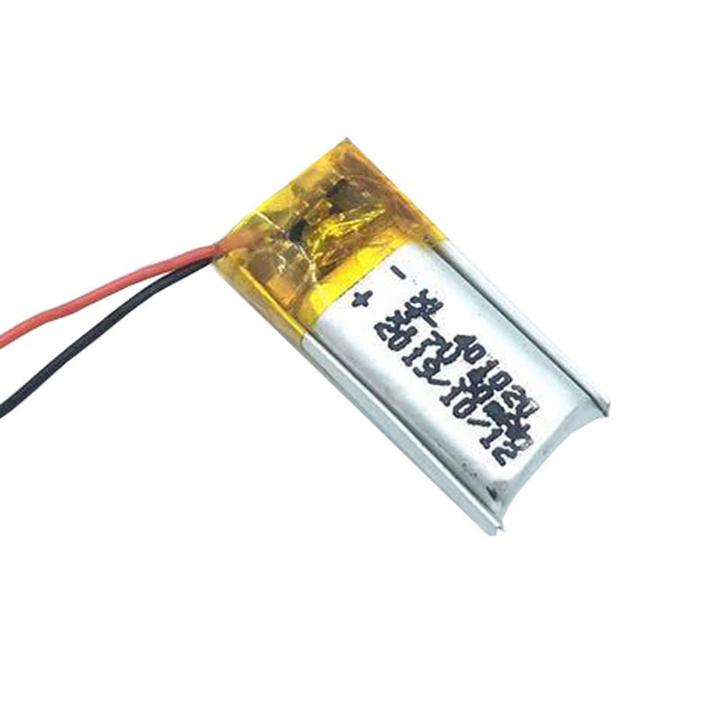 401020 fabricant en gros 3.7V 50mah rechargeable au lithium-ion polymère <span class=keywords><strong>batterie</strong></span>