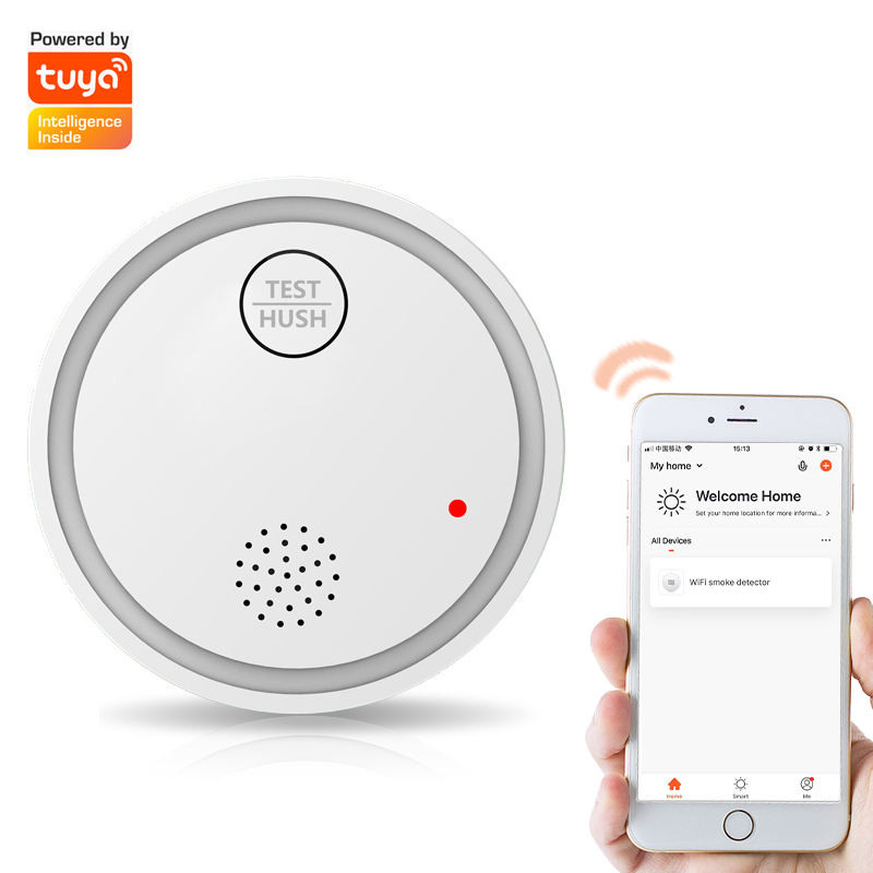 Wifi Automatic Fire Alarm System