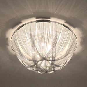 Aluminium Soscik Ceiling Light
