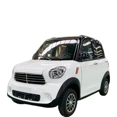 2020 EEC NEW Hybrid power Professional Cheap 4 wheels 4 seat 5 doors mini m1 smart auto electric NEW CARS Solar car