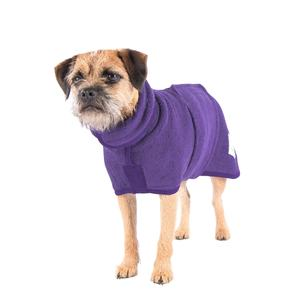 4 Size pet cat dog enjoy coat color customized jacket quick-drying dog bathrobe