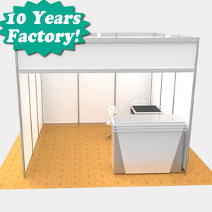 standard Modular Partition Shell Scheme Trade Show Expo Display Exhibition Booth