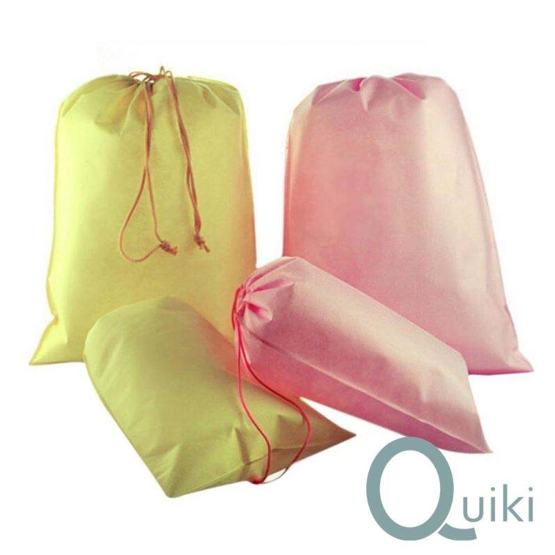 Waterproof Non-Woven Cloth Cloth 1PC High Quality House Storage Travel Tool Drawstring Bag
