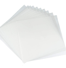 6mil Blank Stencil Material, 12 x 12inch mylar stencil - Perfect for Use with Cricut & Silhouette Machines