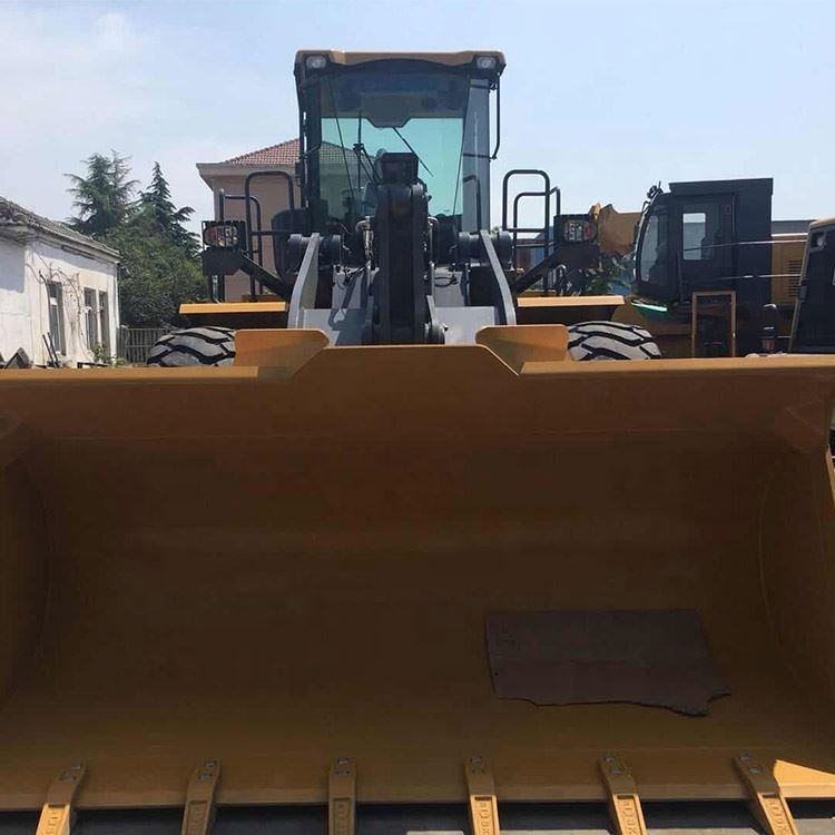 5 Tons Wheel Loader New Front End Loader Wheel Loader