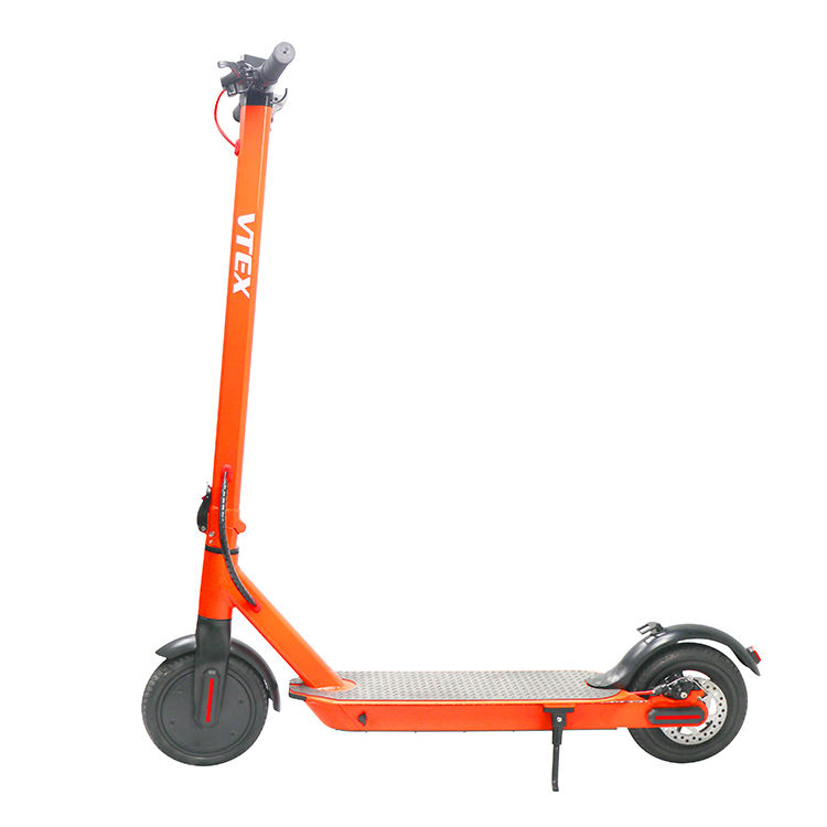New Model Aluminum Frame Super Slim 120kg Load Electric Scooter Usb Phone Charging E Scooter Electric Scooter