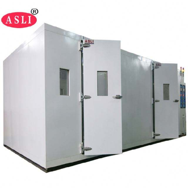 lab used environmental climatic big size walk in stability test chamber