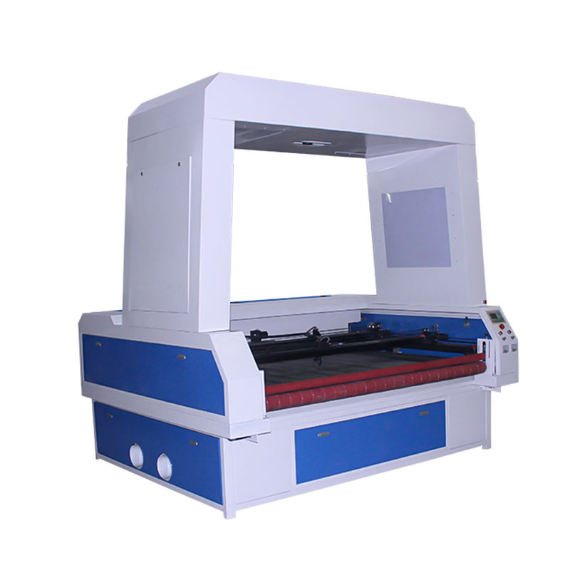1810 Textile and Apparel co2 laser cutting and engraving machine