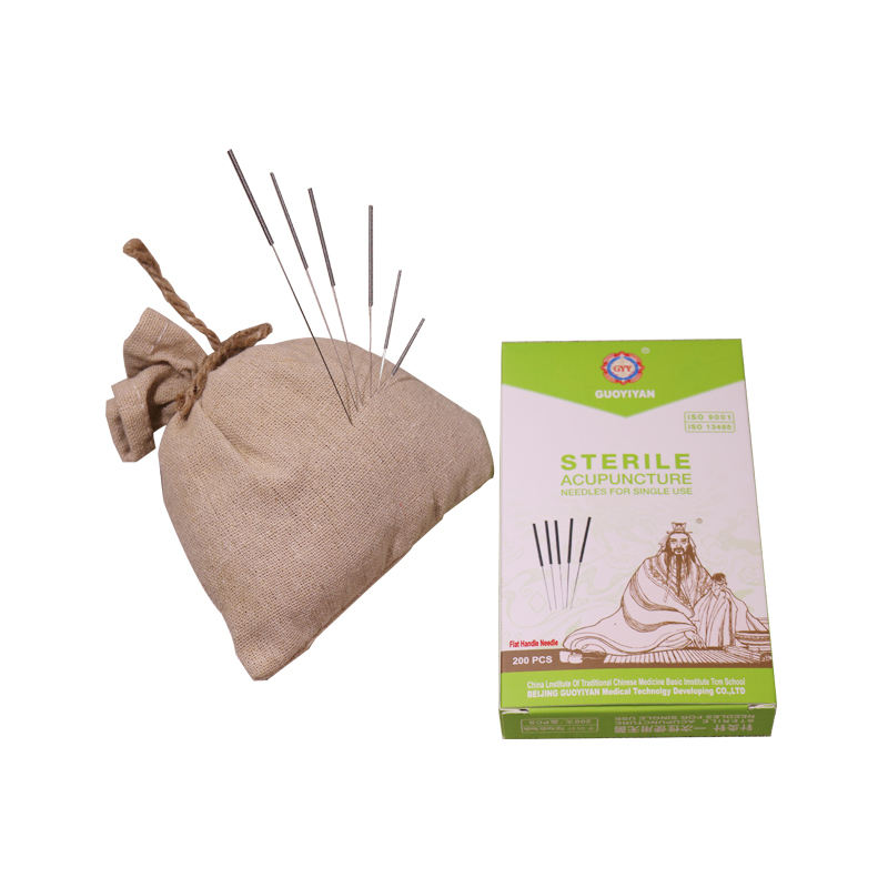 Acupuncture&moxibubustion needles device points acupuncture needles