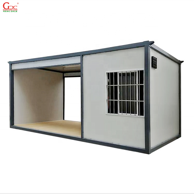 The most portable dust free High Quality GMP food sampling booth room portable booth