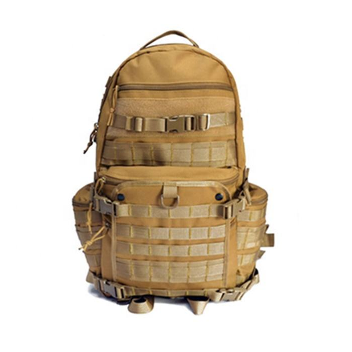 YAKEDA cheap Military travel pack outdoor waterproof camping army hiking tactical assault combat backpack