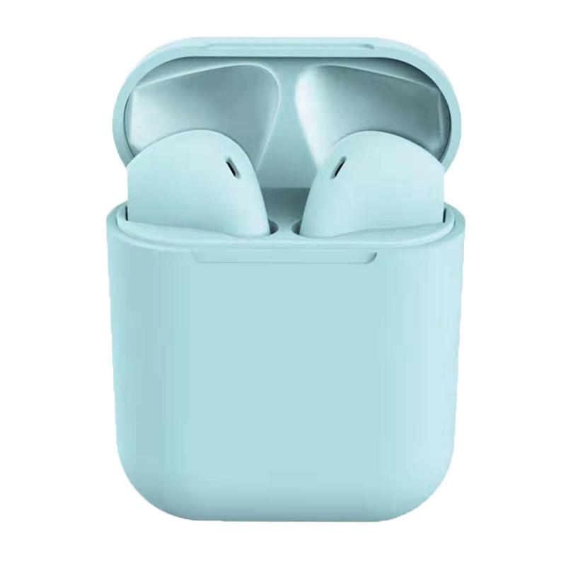 Populer Nirkabel Bluetooth Headphone OEM Merek I7S I9S I12 I100 Tws Bluetooth Earphone Nirkabel